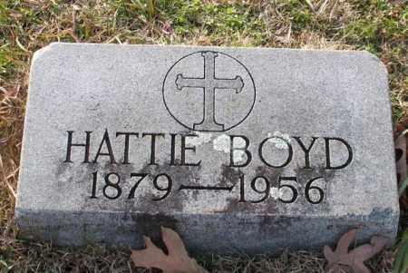 BOYD, HATTIE - Garland County, Arkansas   HATTIE BOYD - Arkansas Gravestone Photos