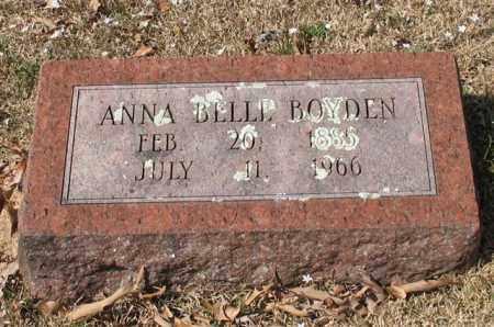 BOYDEN, ANNA BELLE - Garland County, Arkansas | ANNA BELLE BOYDEN - Arkansas Gravestone Photos