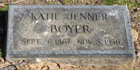 BOYER, KATIE - Garland County, Arkansas | KATIE BOYER - Arkansas Gravestone Photos