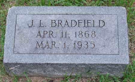 BRADFIELD, JOHN L. - Garland County, Arkansas   JOHN L. BRADFIELD - Arkansas Gravestone Photos