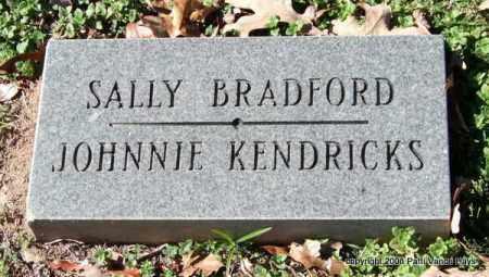 KENDRICKS, JOHNNIE - Garland County, Arkansas | JOHNNIE KENDRICKS - Arkansas Gravestone Photos