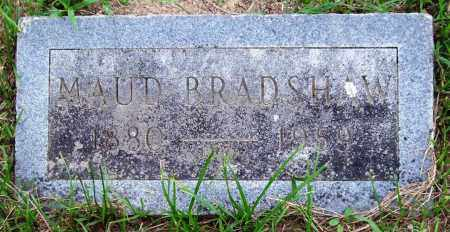 BRADSHAW, MAUD - Garland County, Arkansas | MAUD BRADSHAW - Arkansas Gravestone Photos