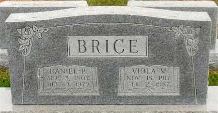 BRICE, DANIEL P. - Garland County, Arkansas | DANIEL P. BRICE - Arkansas Gravestone Photos