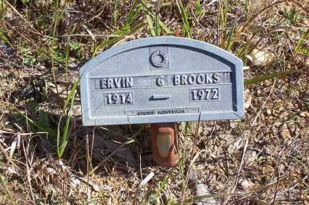 BROOKS, ERVIN G. - Garland County, Arkansas | ERVIN G. BROOKS - Arkansas Gravestone Photos