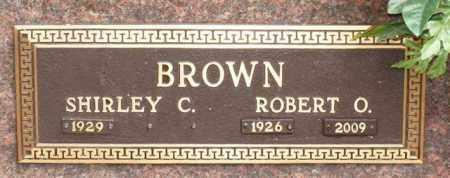BROWN, ROBERT O. - Garland County, Arkansas | ROBERT O. BROWN - Arkansas Gravestone Photos
