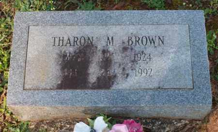BROWN, THARON - Garland County, Arkansas | THARON BROWN - Arkansas Gravestone Photos