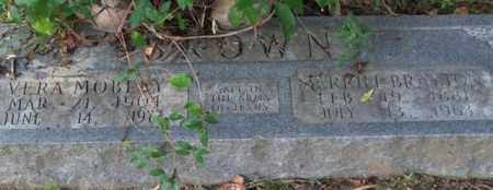 BROWN, MERRILL BRAYTON - Garland County, Arkansas | MERRILL BRAYTON BROWN - Arkansas Gravestone Photos