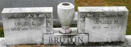 BRUTON, ANGELE M. - Garland County, Arkansas | ANGELE M. BRUTON - Arkansas Gravestone Photos