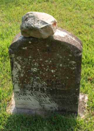 BURCH, BILLY - Garland County, Arkansas | BILLY BURCH - Arkansas Gravestone Photos