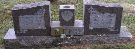 BUTTRISS, GEORGE WILLIAM - Garland County, Arkansas | GEORGE WILLIAM BUTTRISS - Arkansas Gravestone Photos