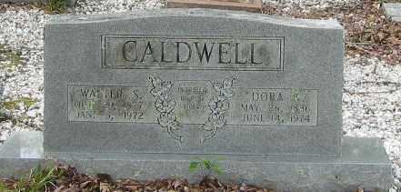 CALDWELL, DORA K. - Garland County, Arkansas | DORA K. CALDWELL - Arkansas Gravestone Photos