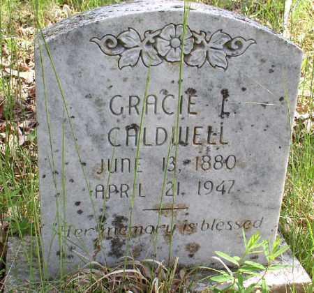 CALDWELL, GRACIE L. - Garland County, Arkansas | GRACIE L. CALDWELL - Arkansas Gravestone Photos