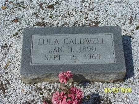 CALDWELL, LULA - Garland County, Arkansas | LULA CALDWELL - Arkansas Gravestone Photos