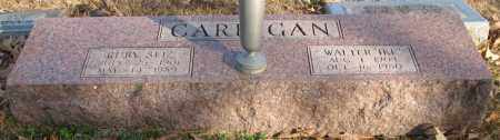 "CARRIGAN, WALTER ""IKE"" - Garland County, Arkansas 