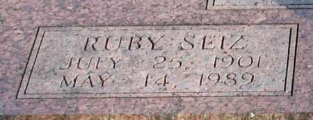 CARRIGAN, RUBY (CLOSE UP) - Garland County, Arkansas   RUBY (CLOSE UP) CARRIGAN - Arkansas Gravestone Photos
