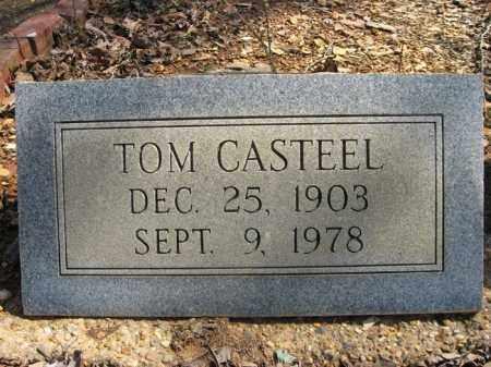 CASTEEL, TOM - Garland County, Arkansas | TOM CASTEEL - Arkansas Gravestone Photos