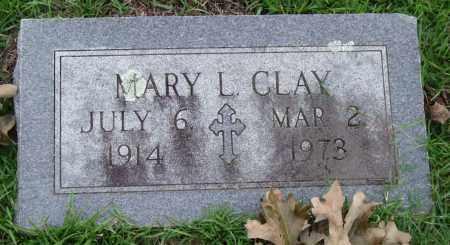 CLAY, MARY L. - Garland County, Arkansas | MARY L. CLAY - Arkansas Gravestone Photos