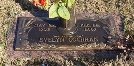 MICKENS COCHRAN, EVELYN MAE - Garland County, Arkansas | EVELYN MAE MICKENS COCHRAN - Arkansas Gravestone Photos