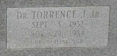 COLLIER, JR., DR., TORRENCE J. (CLOSE UP) - Garland County, Arkansas | TORRENCE J. (CLOSE UP) COLLIER, JR., DR. - Arkansas Gravestone Photos