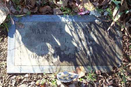 CONWAY, MARY E. - Garland County, Arkansas | MARY E. CONWAY - Arkansas Gravestone Photos