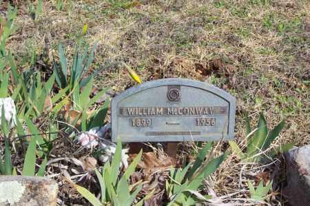CONWAY, WILLIAM M. - Garland County, Arkansas | WILLIAM M. CONWAY - Arkansas Gravestone Photos