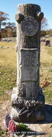 COUCH, ROBERT A. - Garland County, Arkansas | ROBERT A. COUCH - Arkansas Gravestone Photos