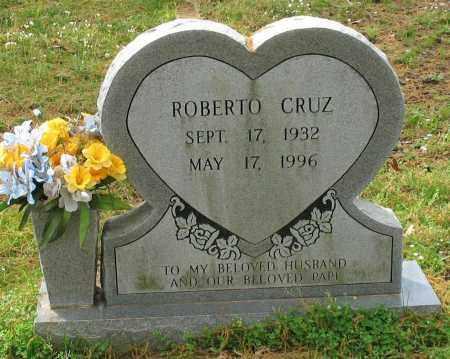 CRUZ, ROBERTO - Garland County, Arkansas | ROBERTO CRUZ - Arkansas Gravestone Photos