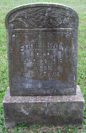 DALY, EDDIE - Garland County, Arkansas | EDDIE DALY - Arkansas Gravestone Photos
