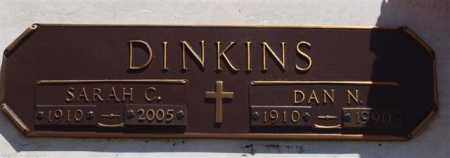 DINKINS, SARAH CATHERINE - Garland County, Arkansas | SARAH CATHERINE DINKINS - Arkansas Gravestone Photos