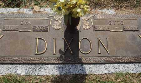 DIXON, EVA - Garland County, Arkansas | EVA DIXON - Arkansas Gravestone Photos