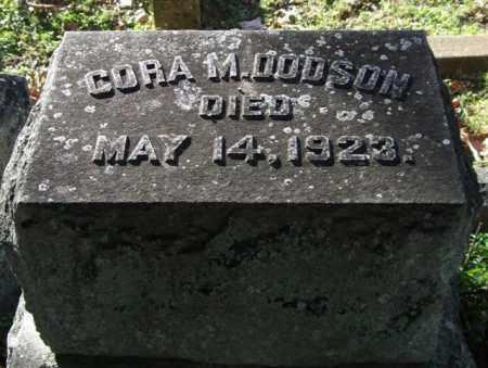 DODSON, CORA M. - Garland County, Arkansas   CORA M. DODSON - Arkansas Gravestone Photos