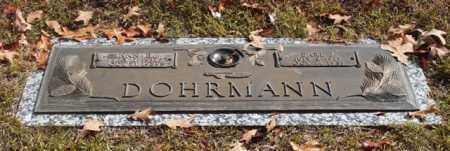 DOHRMANN, EARL J - Garland County, Arkansas | EARL J DOHRMANN - Arkansas Gravestone Photos