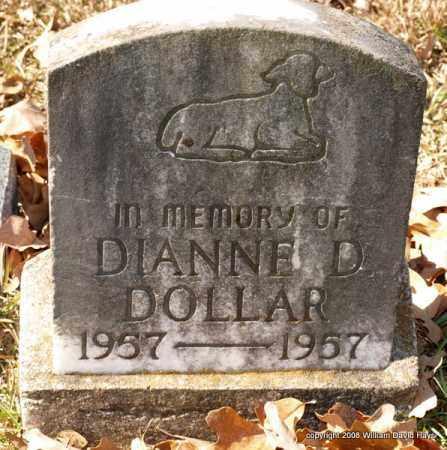DOLLAR, DIANNE D. - Garland County, Arkansas | DIANNE D. DOLLAR - Arkansas Gravestone Photos