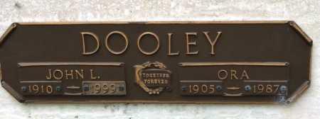 DOOLEY, ORA - Garland County, Arkansas | ORA DOOLEY - Arkansas Gravestone Photos