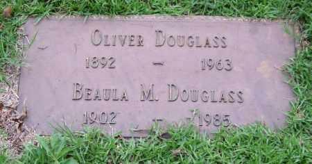 DOUGLASS, BEAULA M. - Garland County, Arkansas | BEAULA M. DOUGLASS - Arkansas Gravestone Photos