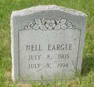 GARRETT EARGLE, NELL - Garland County, Arkansas | NELL GARRETT EARGLE - Arkansas Gravestone Photos