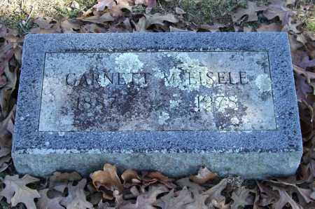 EISELE, GARNETT M. - Garland County, Arkansas | GARNETT M. EISELE - Arkansas Gravestone Photos