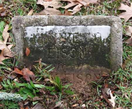 EISON, MINNIE O. - Garland County, Arkansas | MINNIE O. EISON - Arkansas Gravestone Photos