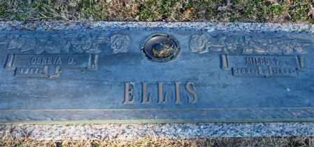 ELLIS, MILES T. - Garland County, Arkansas | MILES T. ELLIS - Arkansas Gravestone Photos