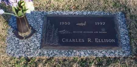 ELLISON, CHARLES R. - Garland County, Arkansas | CHARLES R. ELLISON - Arkansas Gravestone Photos