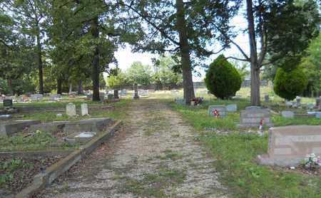 *FOURCHE LOUPE CEMETERY, ENTRANCE - Garland County, Arkansas | ENTRANCE *FOURCHE LOUPE CEMETERY - Arkansas Gravestone Photos