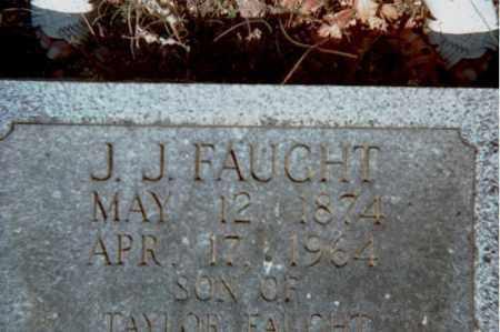 FAUGHT, JOHNNY JAMES - Garland County, Arkansas | JOHNNY JAMES FAUGHT - Arkansas Gravestone Photos