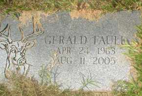 FAULK, GERALD - Garland County, Arkansas | GERALD FAULK - Arkansas Gravestone Photos