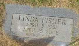 FISHER, LINDA - Garland County, Arkansas | LINDA FISHER - Arkansas Gravestone Photos