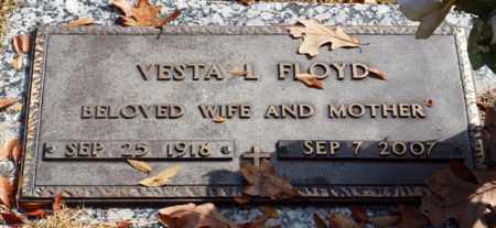 FLOYD, VESTA L - Garland County, Arkansas   VESTA L FLOYD - Arkansas Gravestone Photos