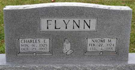 FLYNN, NAOMI M - Garland County, Arkansas | NAOMI M FLYNN - Arkansas Gravestone Photos