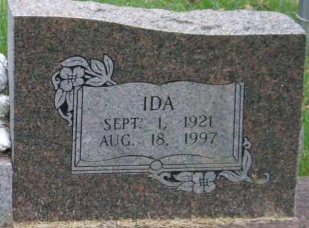 WASHINGTON FORD, IDA (CLOSE UP) - Garland County, Arkansas | IDA (CLOSE UP) WASHINGTON FORD - Arkansas Gravestone Photos
