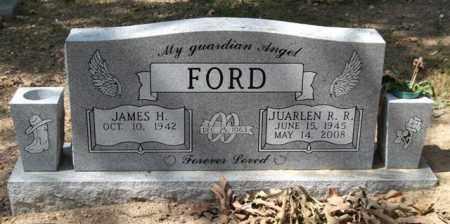 FORD, JUARLEN REBECCA - Garland County, Arkansas | JUARLEN REBECCA FORD - Arkansas Gravestone Photos