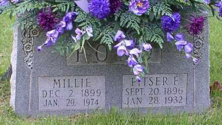 GARNER FORD, MILLIE - Garland County, Arkansas | MILLIE GARNER FORD - Arkansas Gravestone Photos