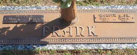 FRANK, BETTE L - Garland County, Arkansas | BETTE L FRANK - Arkansas Gravestone Photos